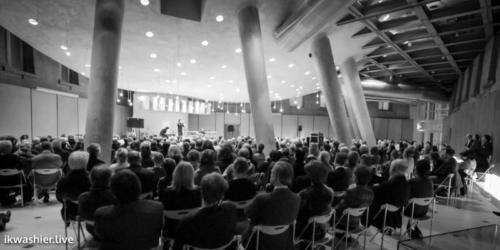 Poëten in het Vlaams Parlement