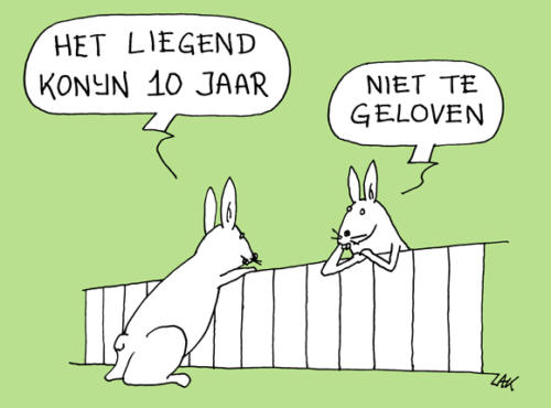 divers 3 zak cartoon 10 jaar